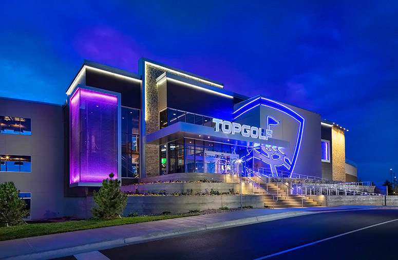 Parties and Events | Topgolf Centennial