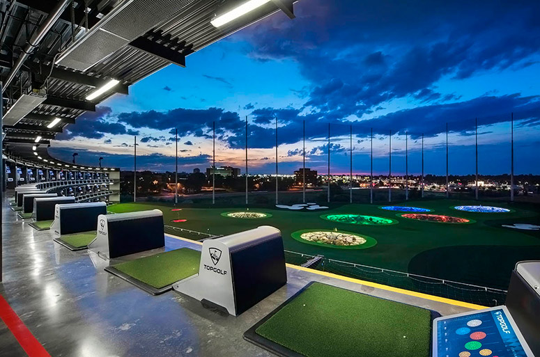 Emejing Indoor Golf Denver Pictures - Interior Design Ideas ...