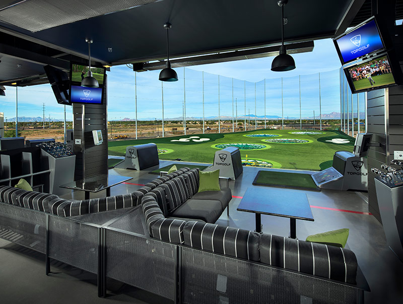 Parties and Events | Topgolf Gilbert