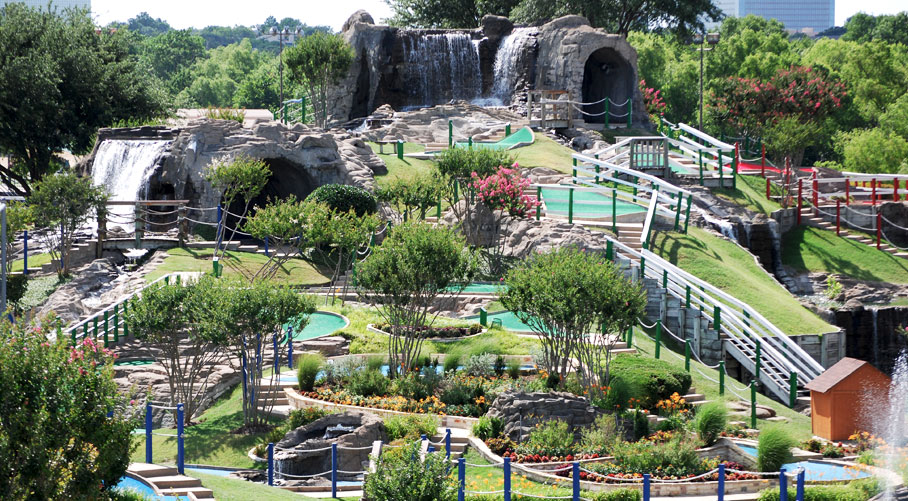 Best Mini Golf Va Beach