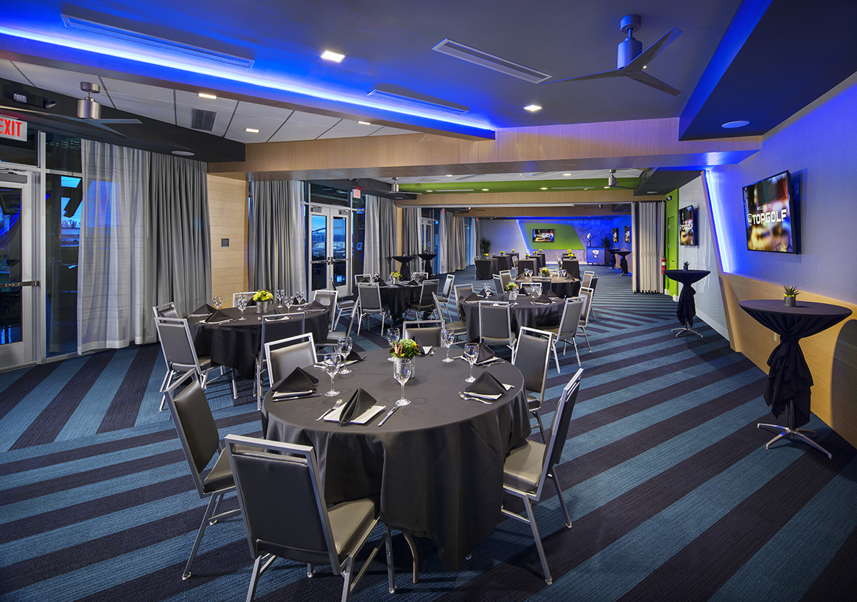 Parties and Events | Topgolf Edison