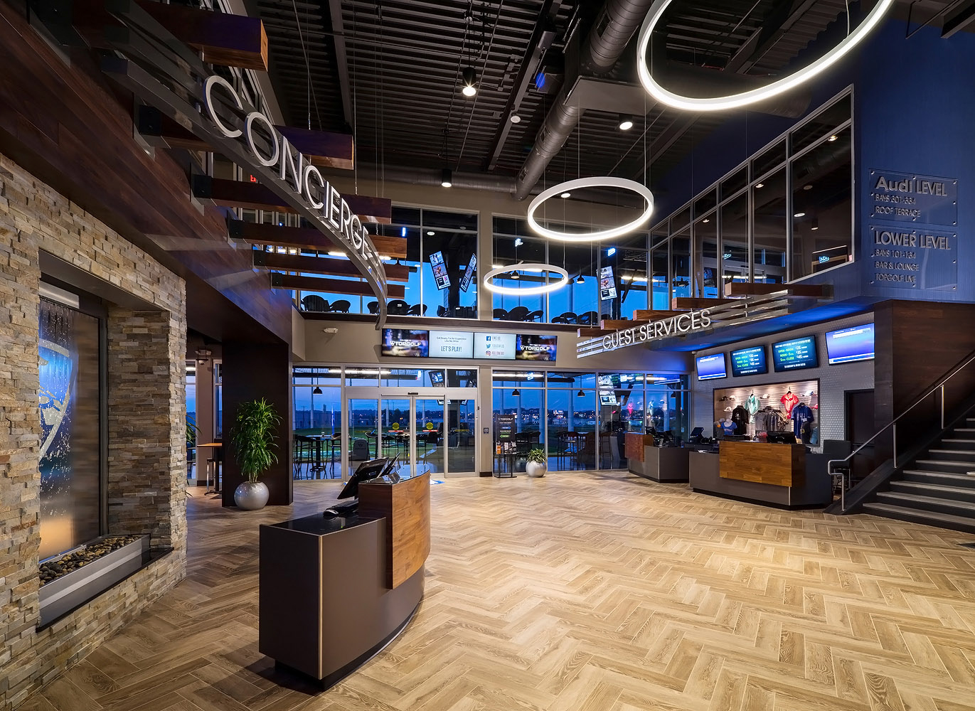 Parties and Events | Topgolf Nashville