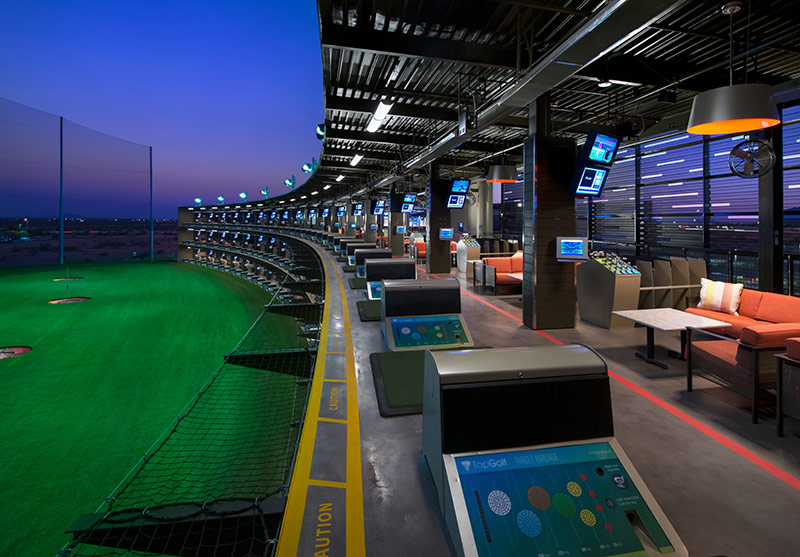 Parties and Events | Topgolf Scottsdale at Riverwalk