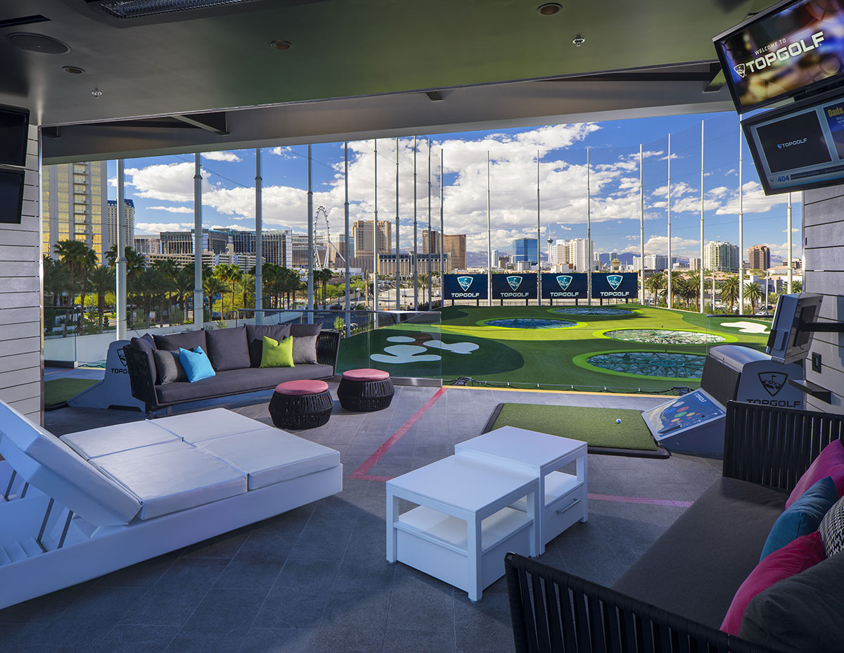 Topgolf Las Vegas Tour