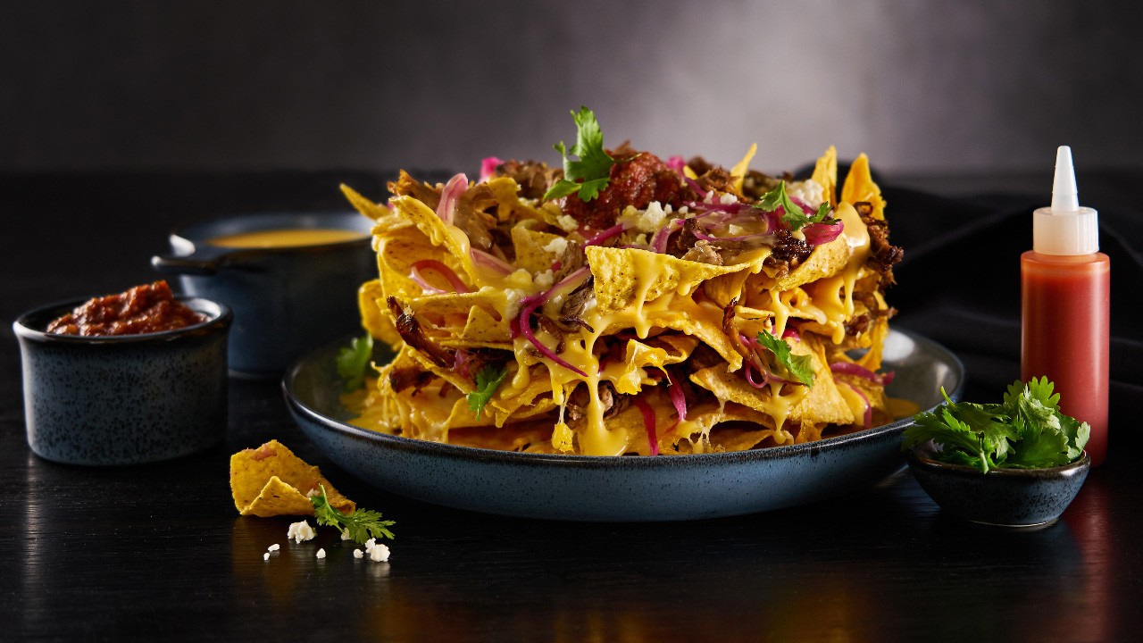 Tableside Nachos