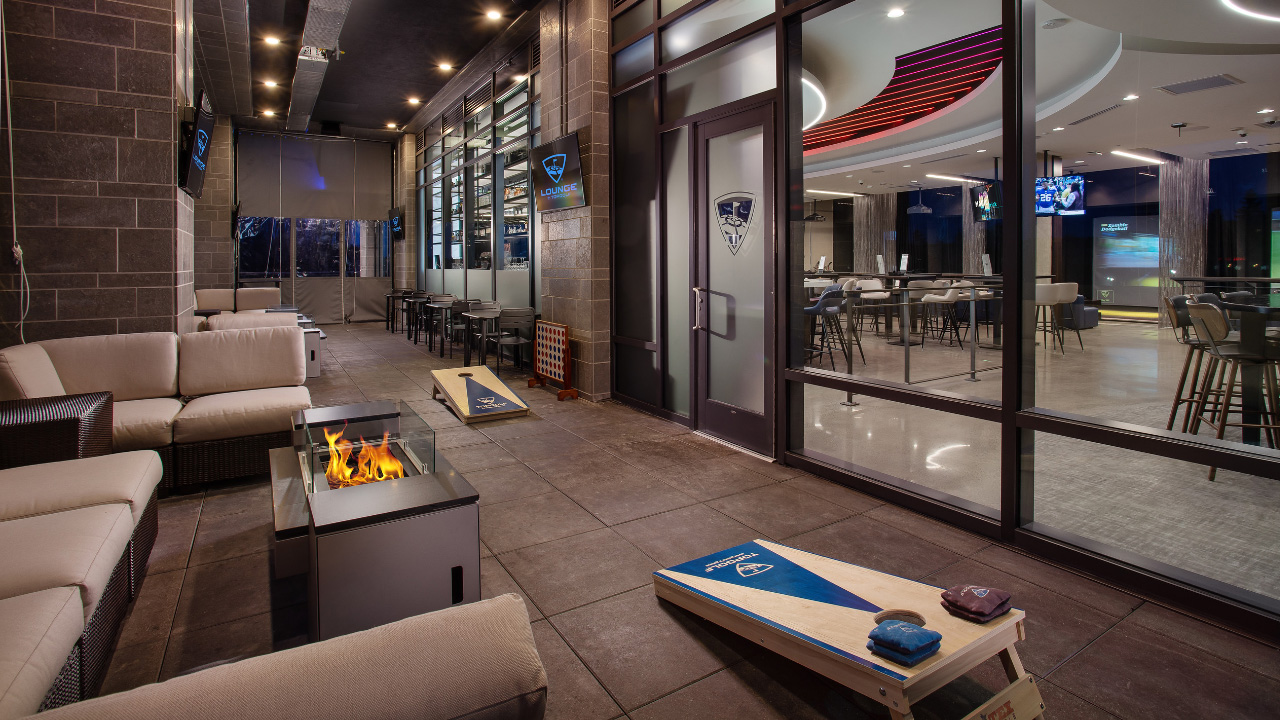 Lounge by Topgolf Patio