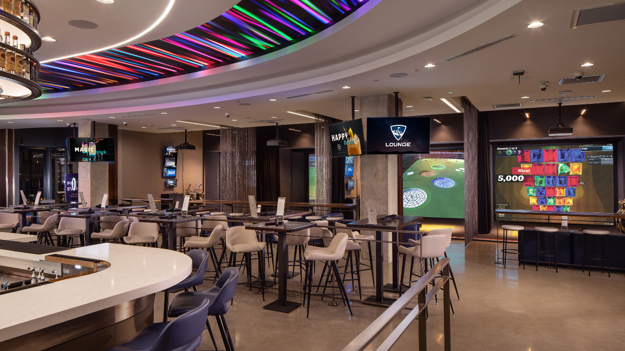 Lounge by Topgolf