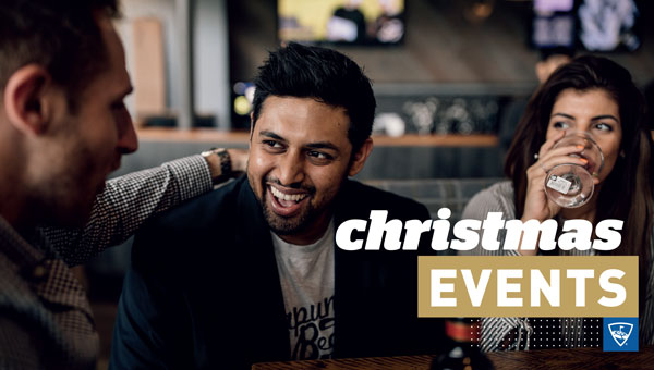 Host Your Christmas Party at Topgolf