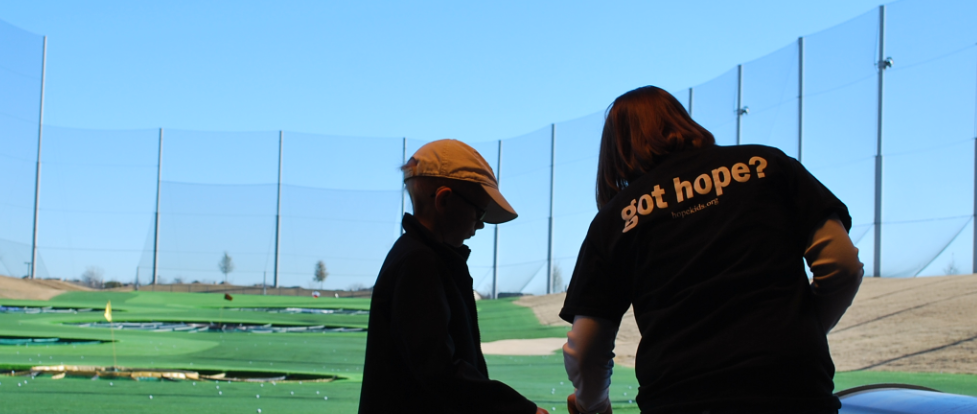 Hope Kids TopGolf Outing