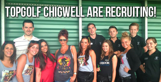February Recruitment Day Launched at Chigwell