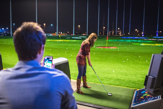 Topgolf is the Proud Sponsor of Friend Dates