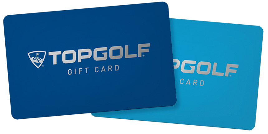 Topgolf Gift Cards
