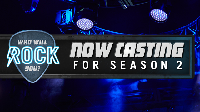 Now Casting for Season Two of Who Will Rock You | Topgolf