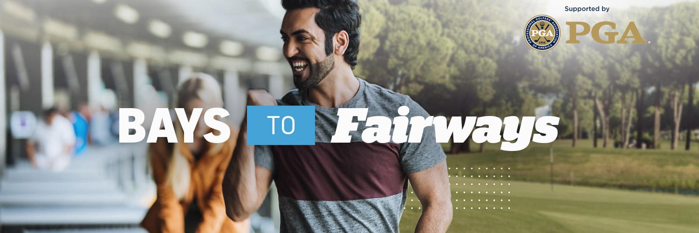Bays to Fairways at Topgolf