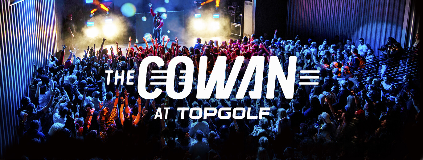 The Cowan at Topgolf