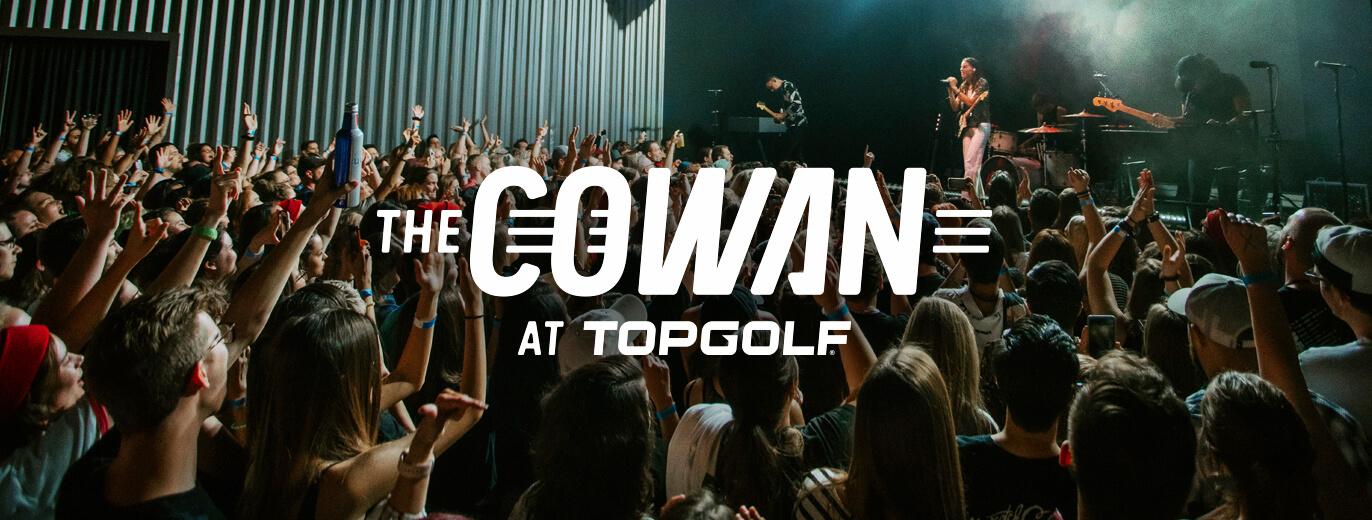 The Cowan at Topgolf