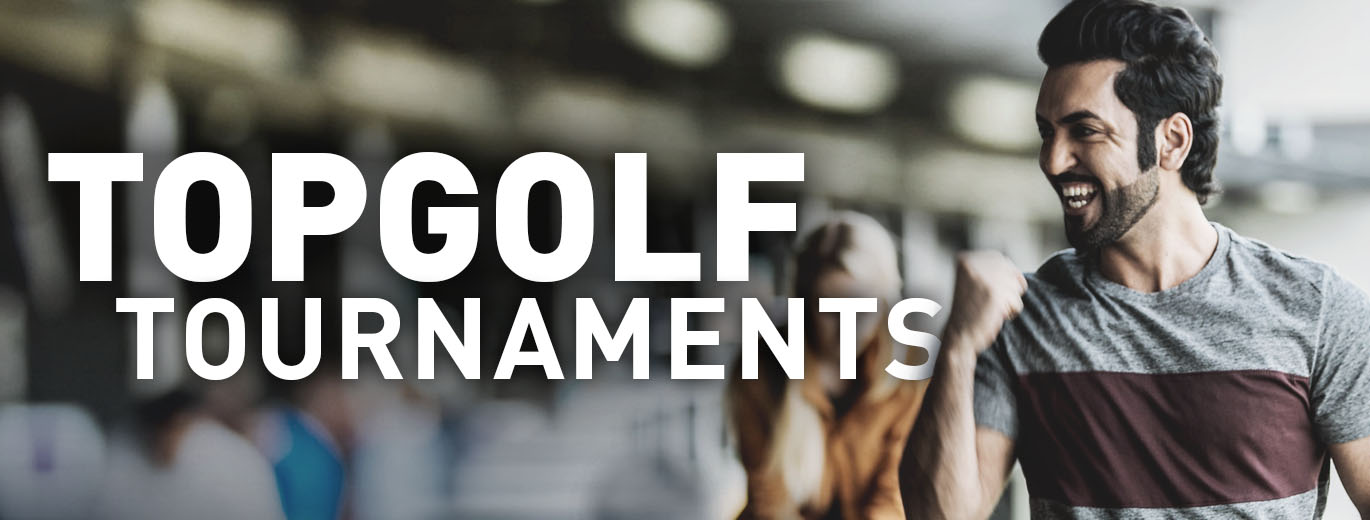 Host Your Tournament at Topgolf