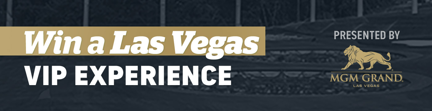 Win a VIP Experience in Las Vegas | 15th Ball Challenge