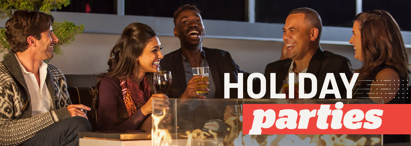Host Your Holiday Party at Topgolf