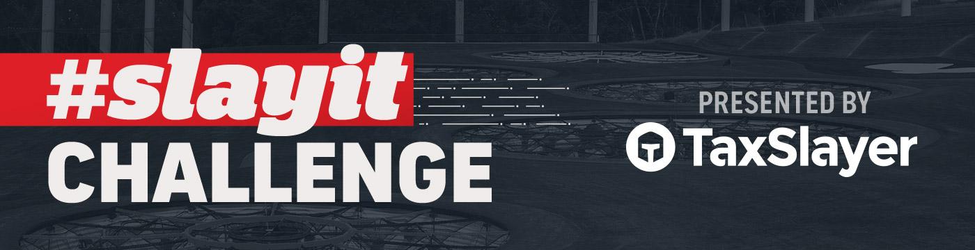 Win $10,000 | TaxSlayer SlayIt Challenge