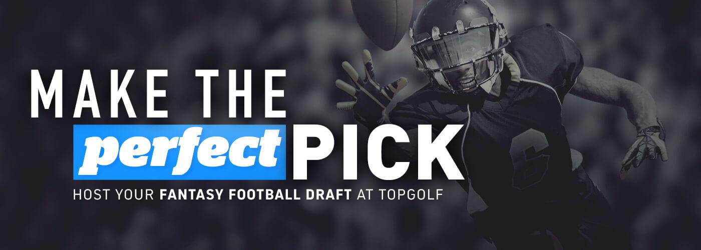 Fantasy Football Drafts Header