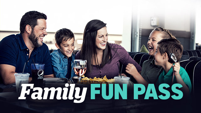 Topgolf Family Fun Pass