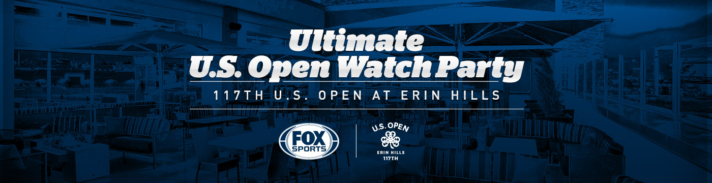 Ultimate U.S. Open Watch Party | Fox Sports