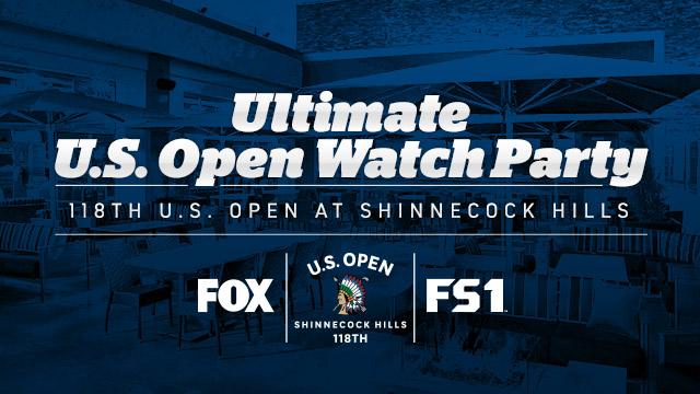 Ultimate U.S. Open Watch Party   Fox Sports