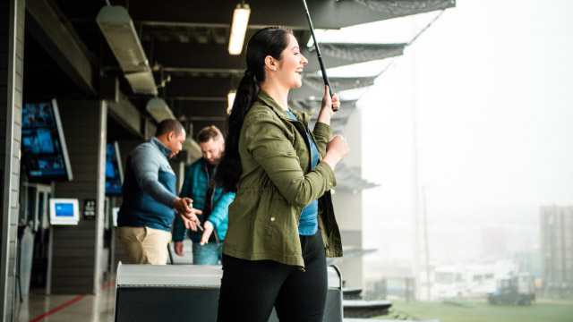 Topgolf Coach and Game Play Package