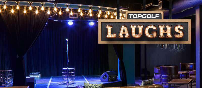 Topgolf Laughs Comedy Club at Topgolf Las Vegas