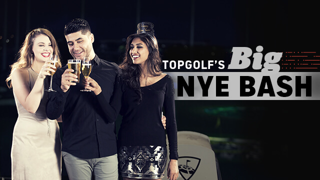New Year's Eve at Topgolf