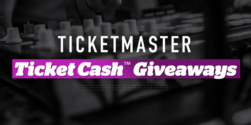 Ticketmaster Ticket Cash