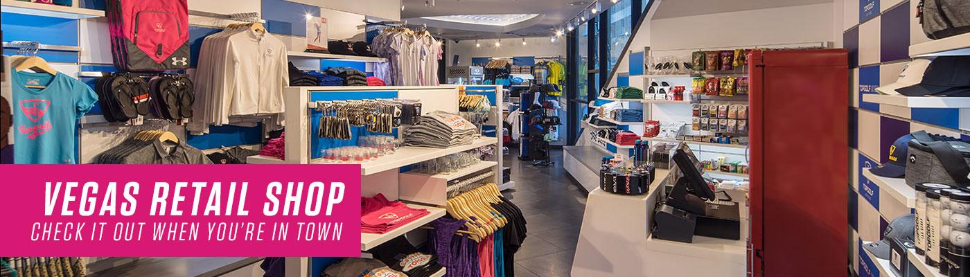 Vegas Retail Shop