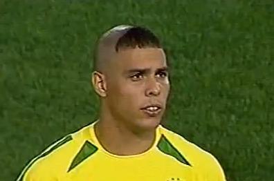Frisur ronaldo wm 2002