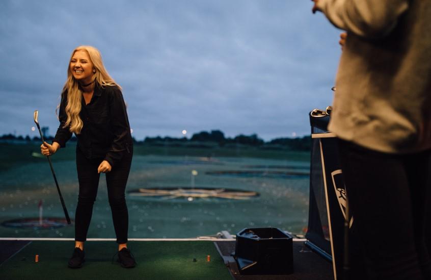 Dating Golfer uk