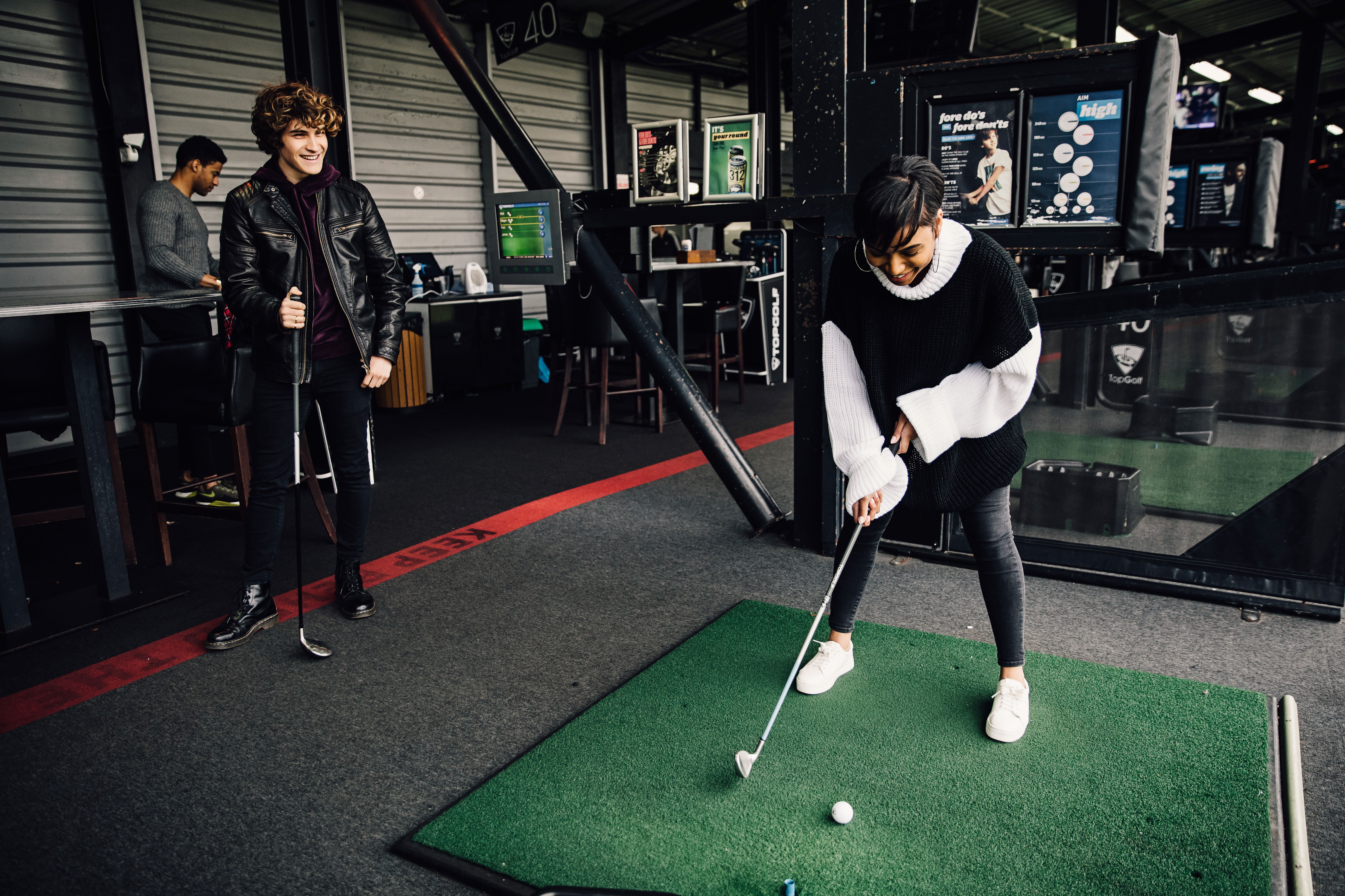 5 Tips to Hack Valentines at Topgolf