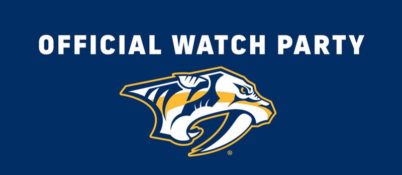 Nashville Predators Watch Party at Topgolf Nashville