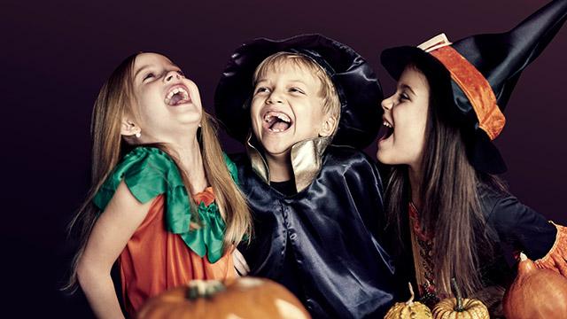 Halloween at Topgolf