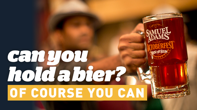 Octoberfest at Topgolf | Can You Hold a Bier