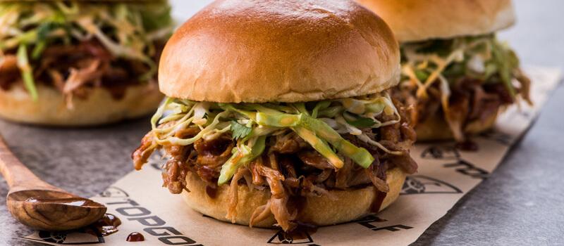 Burgers + Sandwiches + Sliders | Topgolf