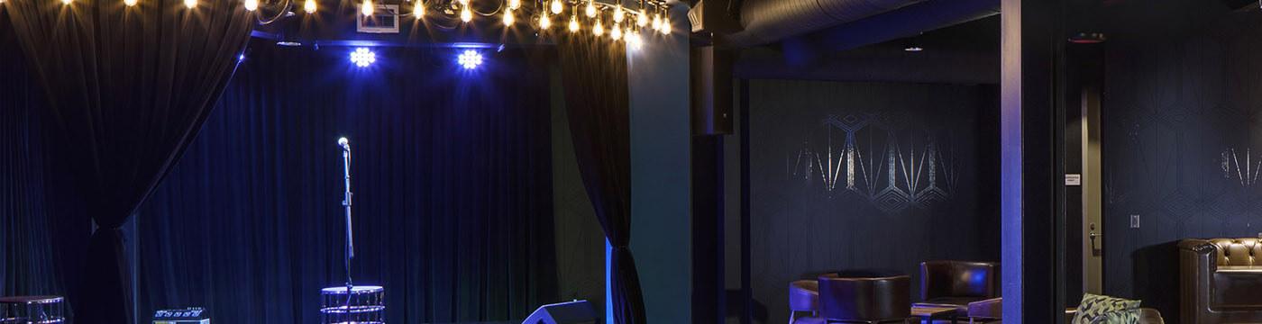 Topgolf Laughs Comedy Club at Topgolf Las Vegas