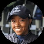 Topgolf Instructor Airielle Dawson