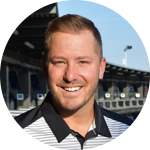 Topgolf Instructor Billy Belair