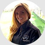 Topgolf Instructor Brianna McGilvray