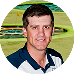 Topgolf Instructor Chris Hendrickson