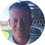 Topgolf Instructor Cornelius Timmerman