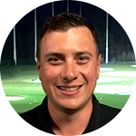 Topgolf Instructor David Gleeson