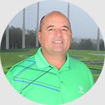 Topgolf Instructor John Aguilar