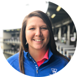 Topgolf Instructor Katie Flinn