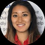 Topgolf Instructor Kelly Feng